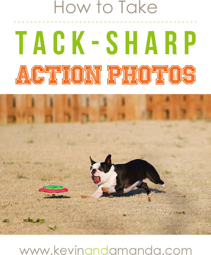 How to Take Action Shots