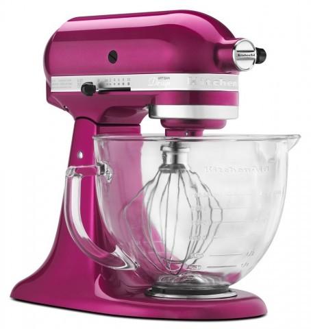 Raspberry Ice KitchenAid Mixer