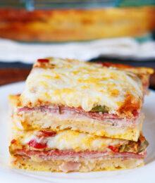 Image of Italian Breakfast Casserole