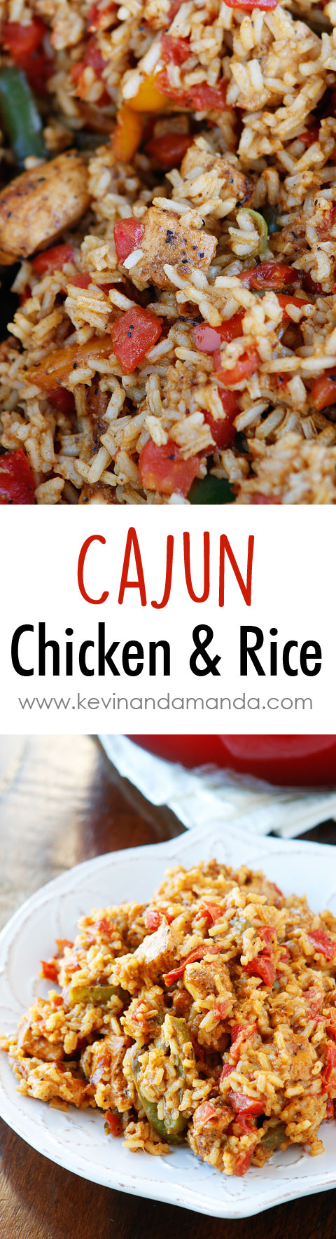Cajun Chicken And Rice One Of Our Favorite Cajun Food Recipes