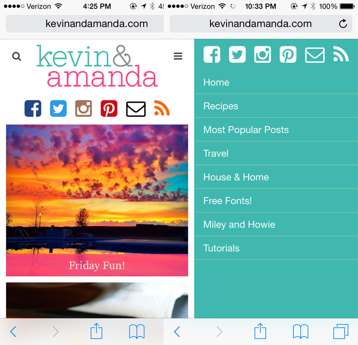 How to Customize Your AdThrive Mobile Theme