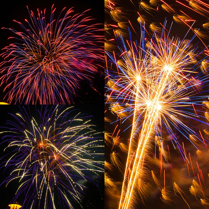 How to take Fireworks Photos with a Point & Shoot