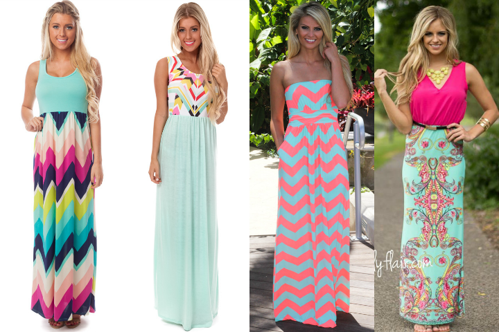 Image of Summer Maxi Dresses to Buy Online