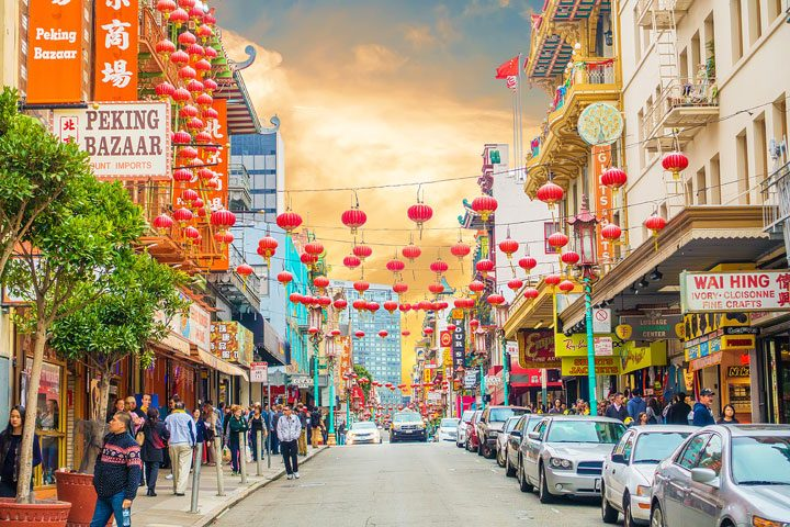 Chinatown -- Best Things To Do in San Francisco