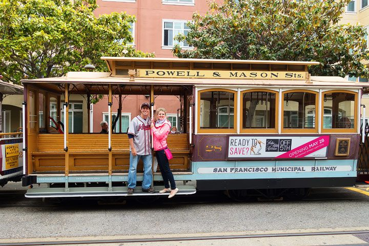 Ride a Cable Car -- Best Things To Do in San Francisco