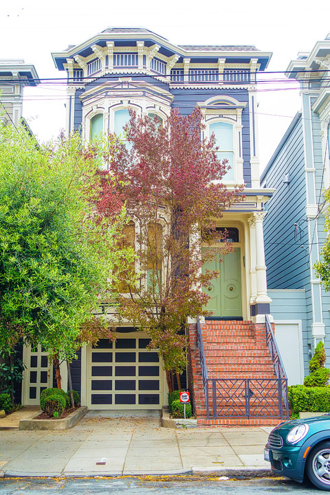 Full House House -- Best Things To Do in San Francisco