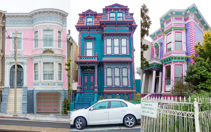 Haight-Ashbury-- Best Things To Do in San Francisco