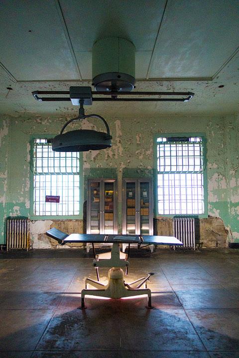 Alcatraz Hospital