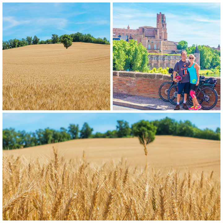 Summer Bucket List!! Biking through the French Countryside. (Click for travel tips and itineraries)