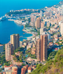 Best Overlook of Monaco