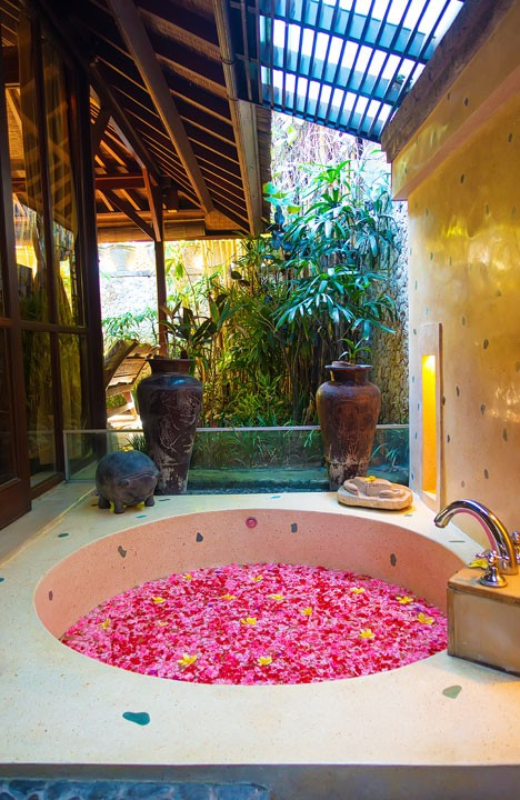 Jamahal Private Resort & Spa was our FAVORITE place we stayed in Bali!!! Quiet, secluded, perfect for honeymoons or a romantic getaway. Fabulous food and unbeatable service. If you only only go one place in Bali, make sure it is here!!!
