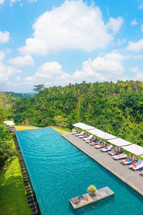 Alila Ubud ~ a gorgeous, secluded resort in Ubud, Bali.