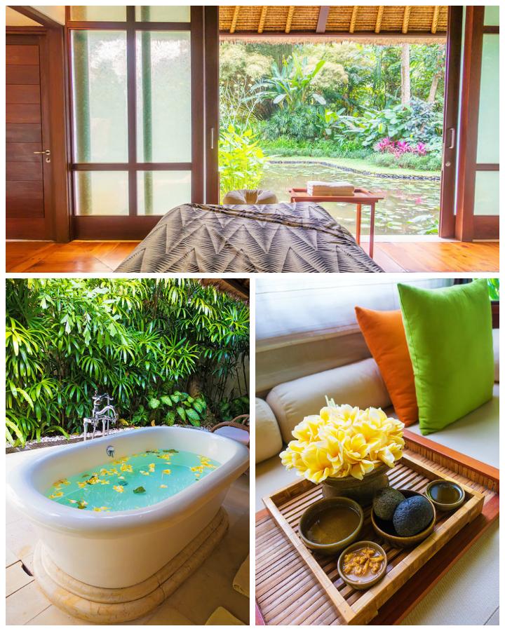 The Spa at Four Seasons, Ubud