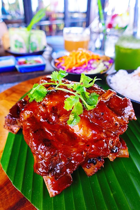 Amazing food in Bali! Where to find the best food in Bali.