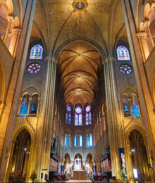 Inside Notre Dame Cathedral — BEST Things To Do In Paris