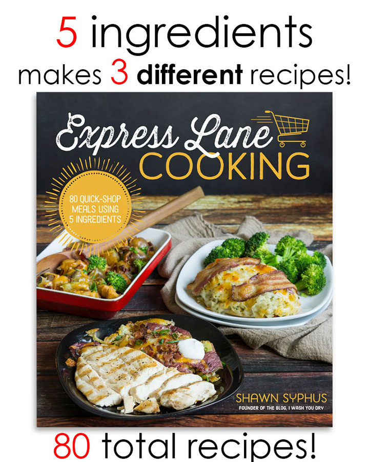 Express Lane Cooking Book