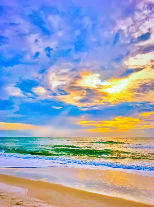 Pet-friendly dog beach and condo rentals on the Florida Panhandle! Pristine white-sand beaches with crystal-clear turquoise water. Perfect for the whole family!