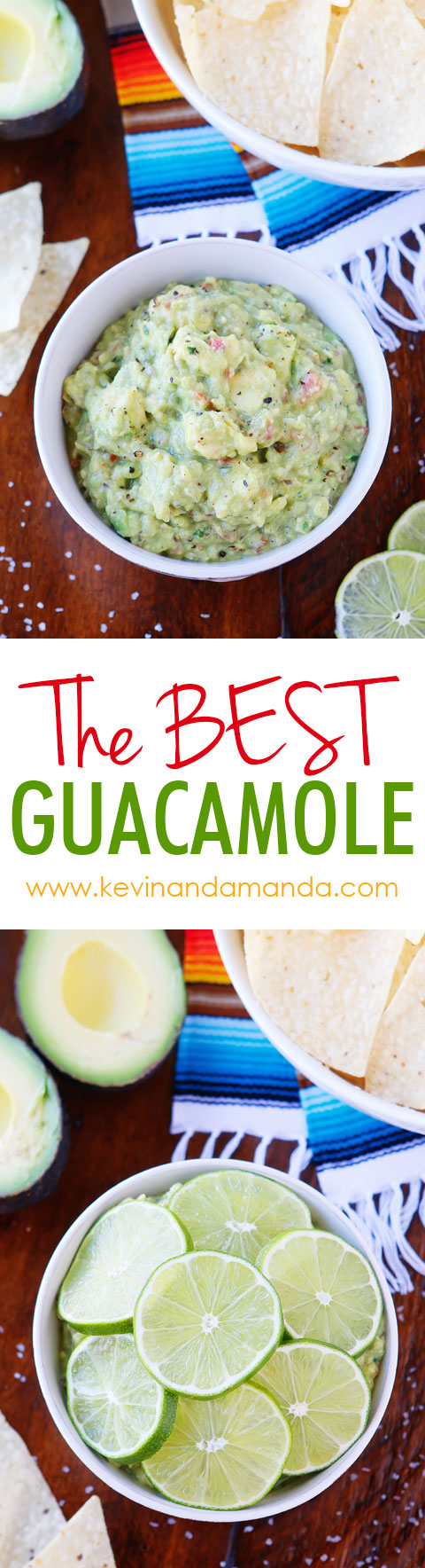 Why didn't I think of this?? Great trick for keeping guacamole fresh all night long!! Just take off one lime at a time!
