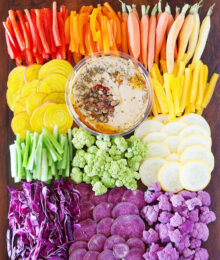 Vegetable Tray Recipe