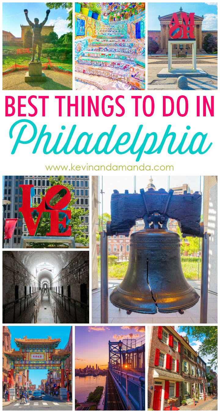 What to do in philadelphia next weekend