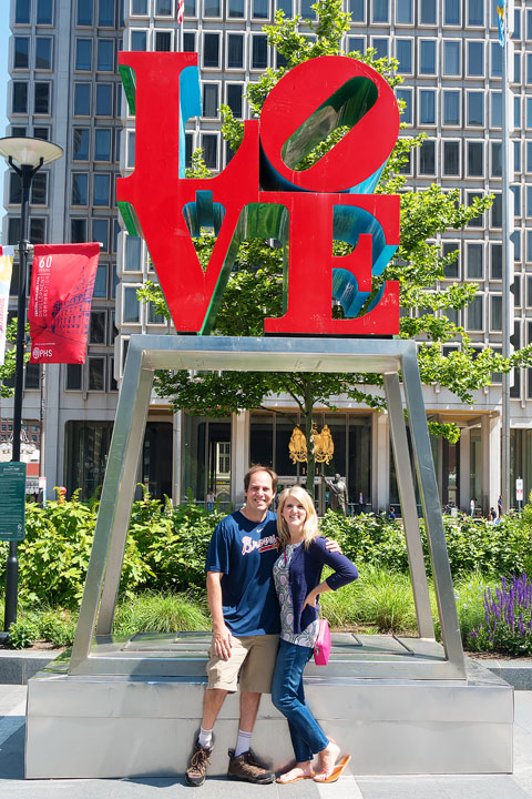 Things To Do in Philadelphia - Love Sign