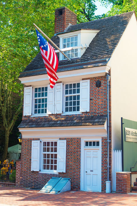 Things To Do in Philadelphia - Betsy Ross House