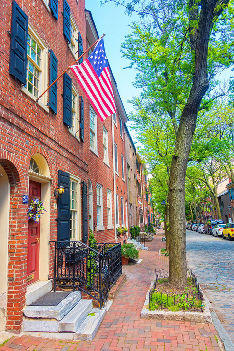 Things To Do in Philadelphia - Elfreth's Alley