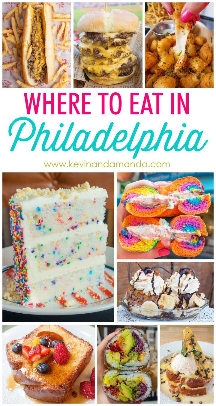 Philadelphia Restaurants - The BEST Places To Eat In Philadelphia!
