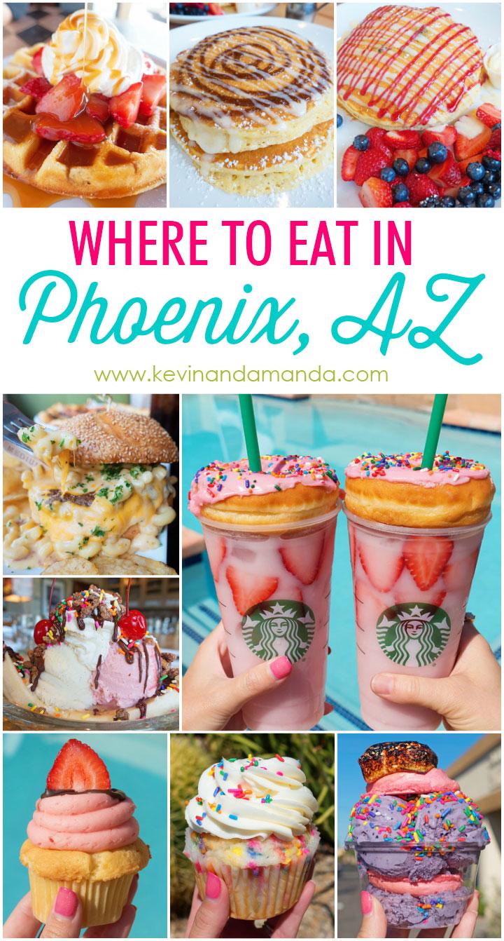 Image of The Best Food in Phoenix, Arizona