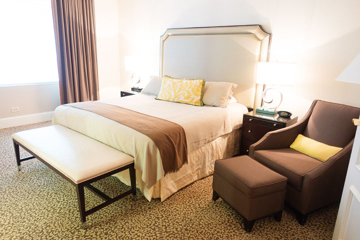 Best Hotel in NYC ~ The Omni Berkshire Place