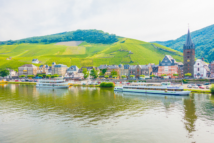 Visiting Cochem, Bernkastel, and Luxembourg on the Cities of Light Viking River Cruise from Prague to Paris!