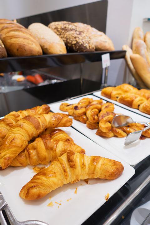 Prague Hotel Josef Breakfast