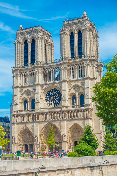 Notre Dame Cathedral — BEST Things To Do In Paris