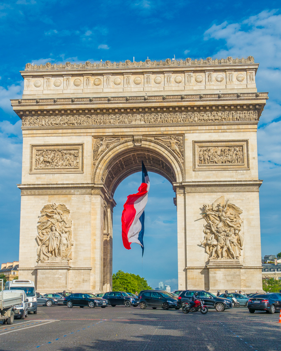 Arc de Triomphe — BEST Things To Do In Paris