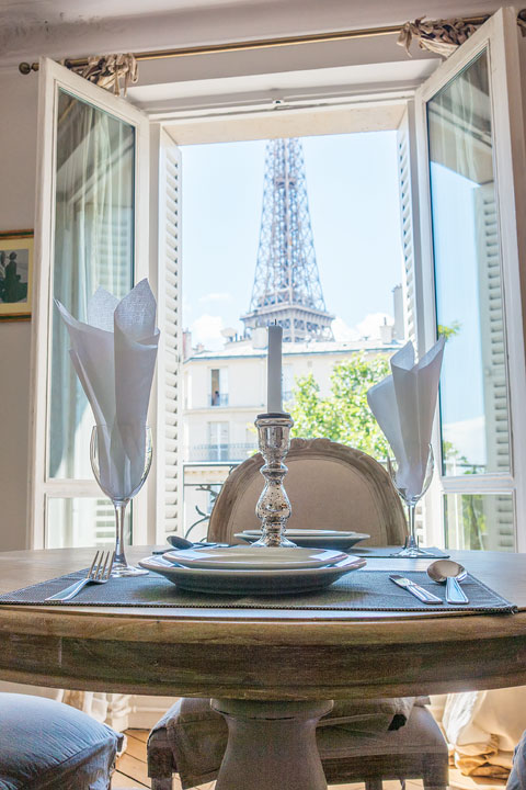 Where To Stay When In Paris Near Eiffel Tower