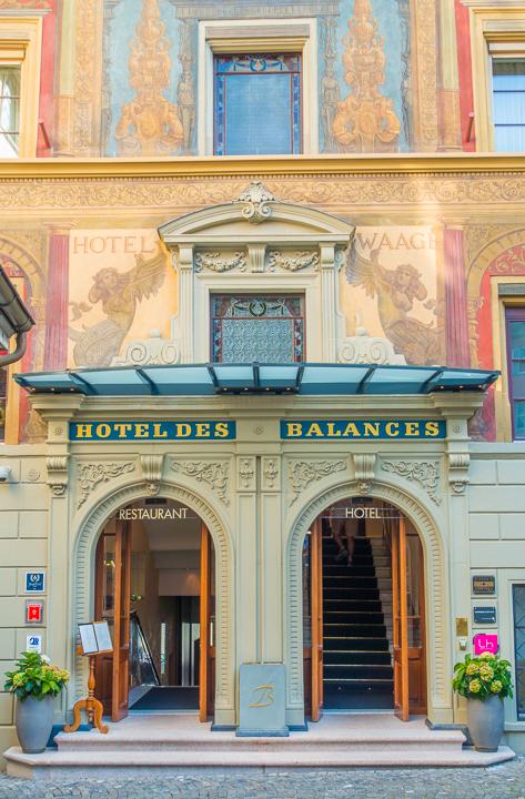 Best restaurants and hotels in Lucerne, Switzerland!