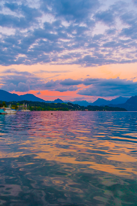 Lucerne, Switzerland -- This breathtaking hidden gem should definitely be on your bucket list!