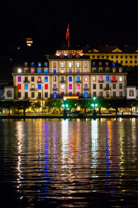 Lucerne, Switzerland -- This breathtaking hidden gem should definitely be on your bucket list!