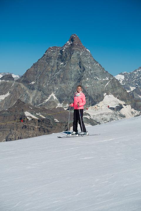 Bucket List Item!! Seeing the Matterhorn in Zermatt, Switzerland