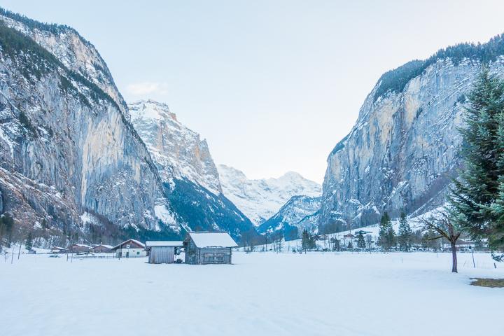 Ultimate Swiss Alps Winter Ski Vacation | Grindelwald, Switzerland
