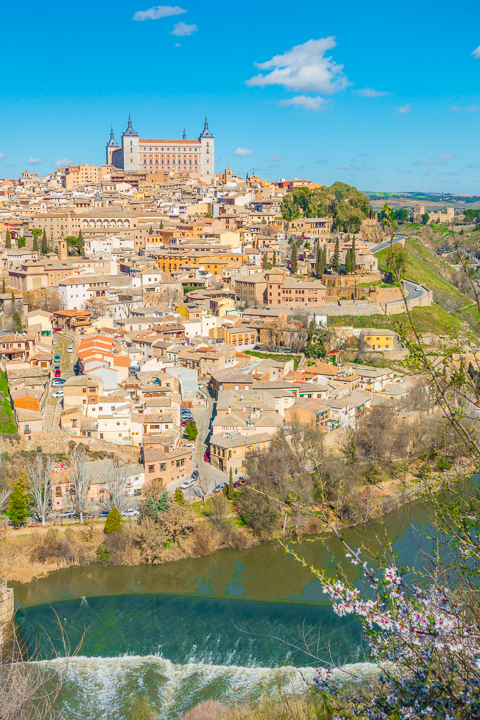 Best Day Trips from Madrid - Toledo and Segovia