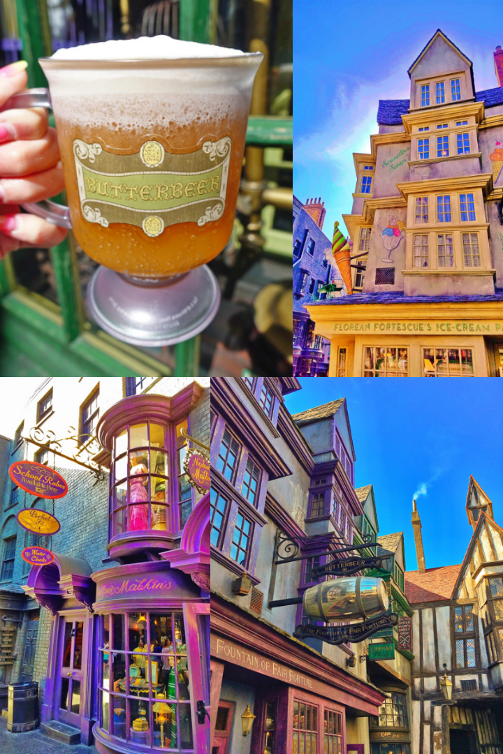 Best Things to Eat at Universal Studios in Orlando, Florida!