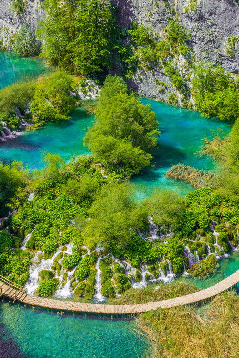 Everything you need to know about seeing the waterfalls of Plitvice and Krka in Croatia!