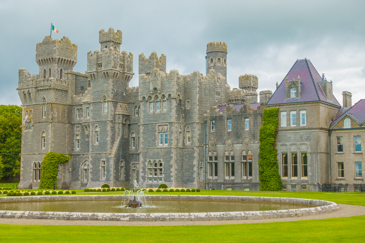 An unforgettable experience at the Ashford Castle in Ireland