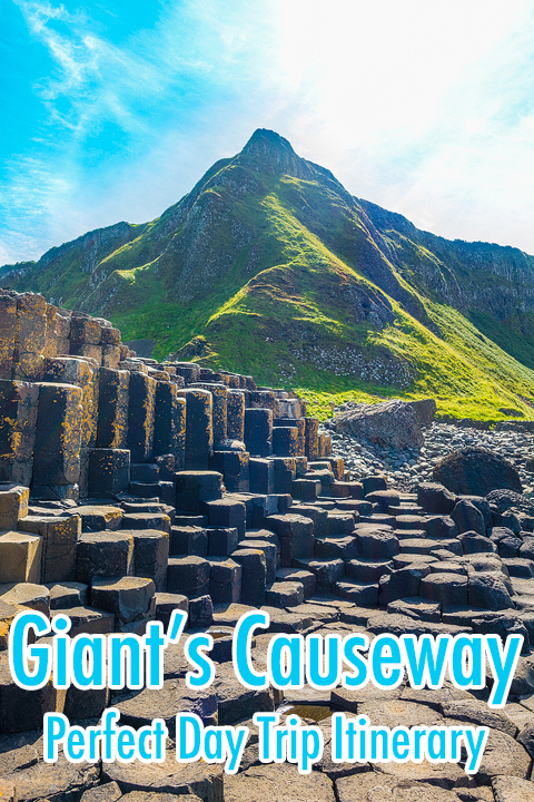 It's worth going to Northern Ireland just to visit Giant's Causeway!