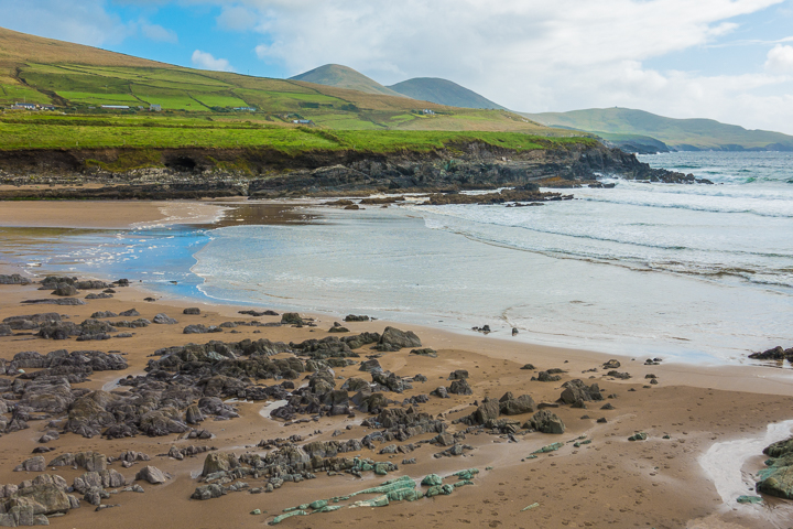 Which scenic drive should you take in Ireland? The Ring of Kerry or the Dingle Peninsula?