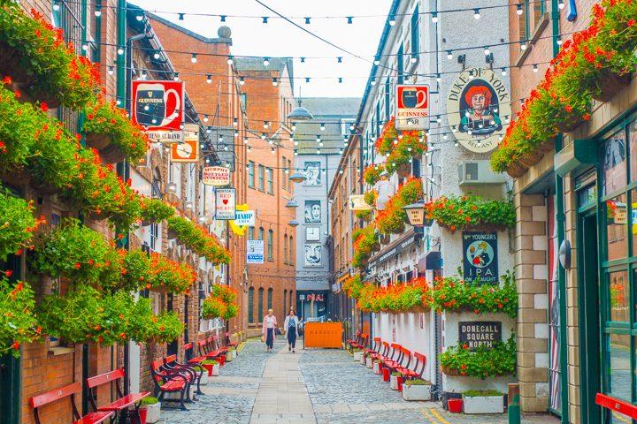Street in Belfast