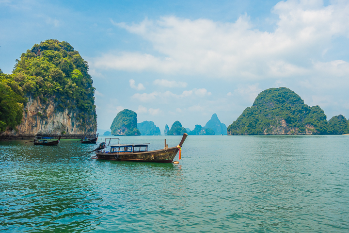 First time in Phuket? Here is the best of everything! Best things to do in Phuket + Best Day Trips from Phuket. Must see Phi Phi Islands, Phang Nga Bay, and the James Bond Island!