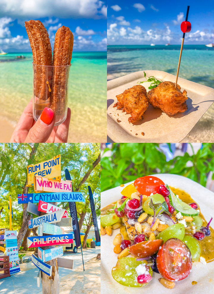 So much fun at the Cayman Cookout! A legendary 5-day culinary extravaganza in the Caribbean!