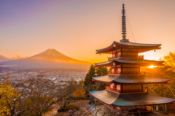 The BEST places to see and photograph Mount Fuji in Japan!